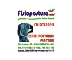 Esame Posturale + Plantari (Sanitari o Sportivi)