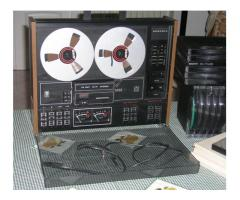 Registratore a 4 tracce GRUNDIG TK 847