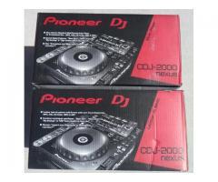 Vendere 2X Pioneer CDJ-2000-M & DJM-900NXS-M Platinum Edition Sistema Limited.