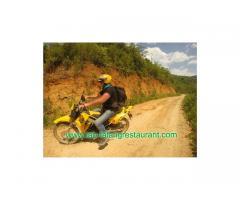Tour moto avventura nel Laos
