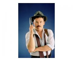 Mike Hammer serie tv completa anni 80 - Stacy Keach