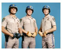 Chips serie tv completa anni 70-80 - Erik Estrada