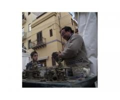 Artigiano ceramista cerca qualsiasi lavoro