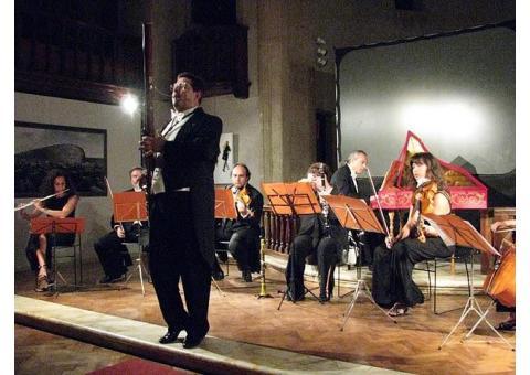 """Vitaliano Gallo """"basson soliste""""  YOU TUBE com"""