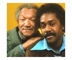 Sanford & son serie tv completa anni 70 - Demond Wilson