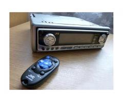 AUTORADIO JVC con lettore CD e MP3