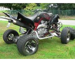 YAMAHA 700 RAPTOR quad