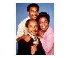 I Jefferson tutta la serie tv completa anni 70-80 - Sherman Hemsley